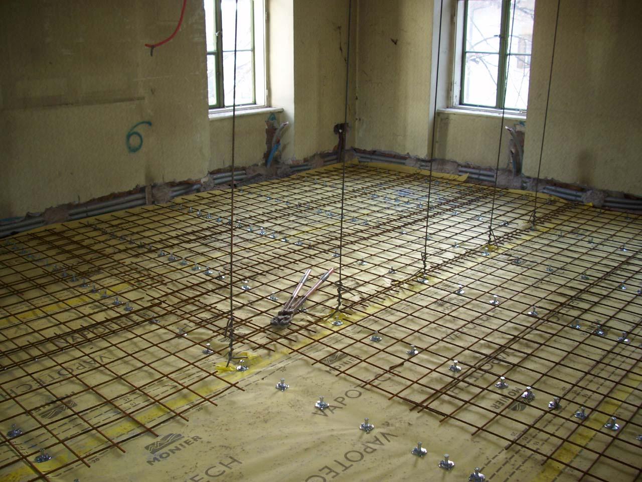Holzdecke Sanieren sanierung wohn und geschäftshaus bormuth planb