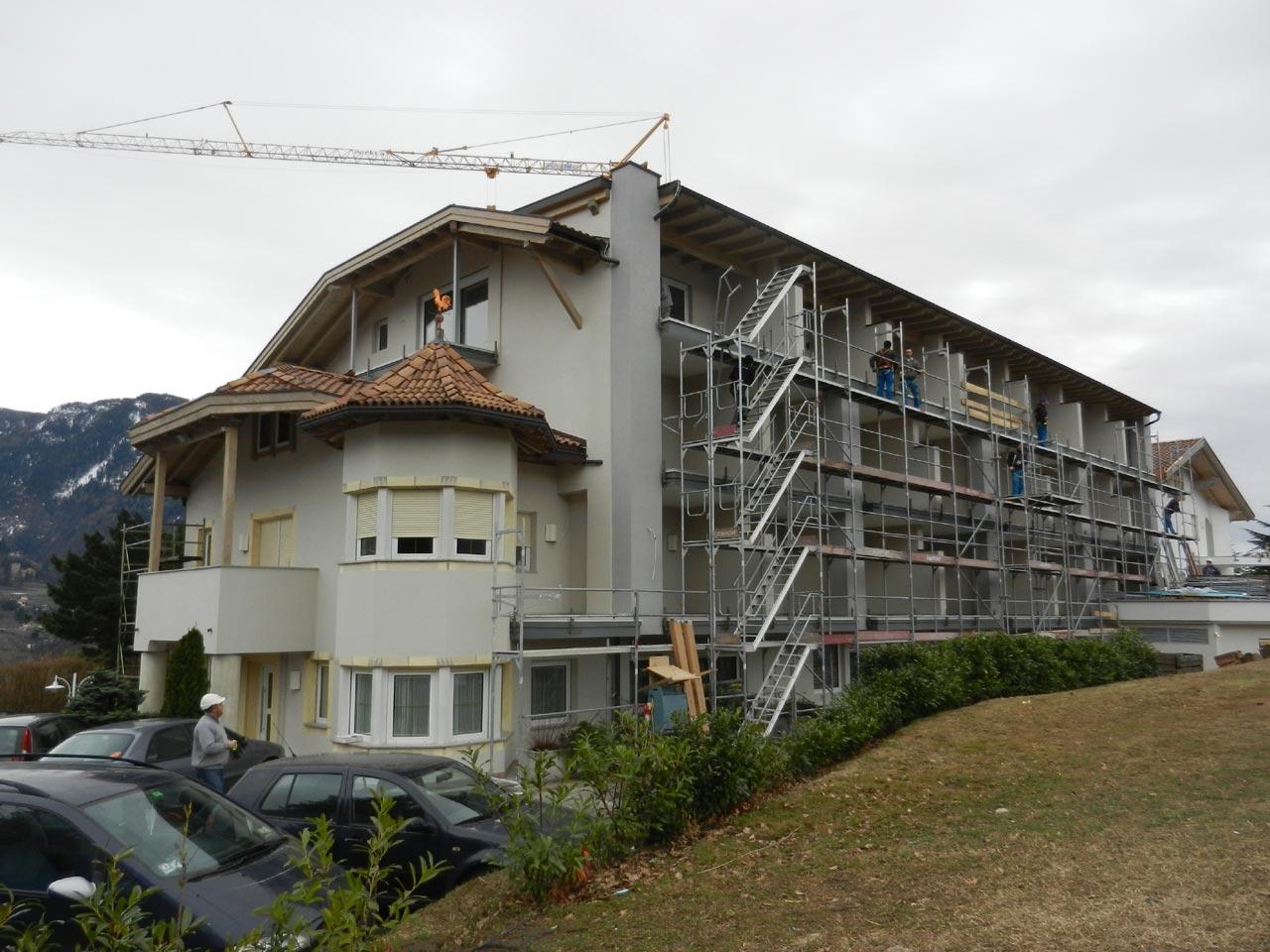 Hotel Sonnbichl Dorf Tirol Bormuth Planb